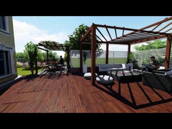 Progettazione giardini e terrazzi online richiedi subito un