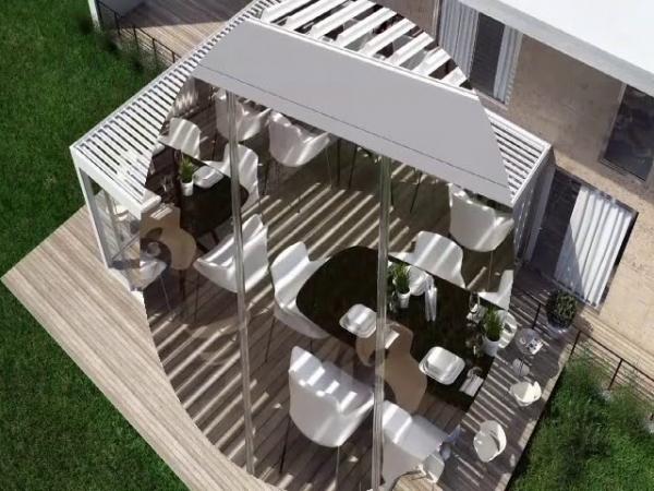 Realizzazioni: terrazzi, tetti verdi giardini e giardini pensili a ...